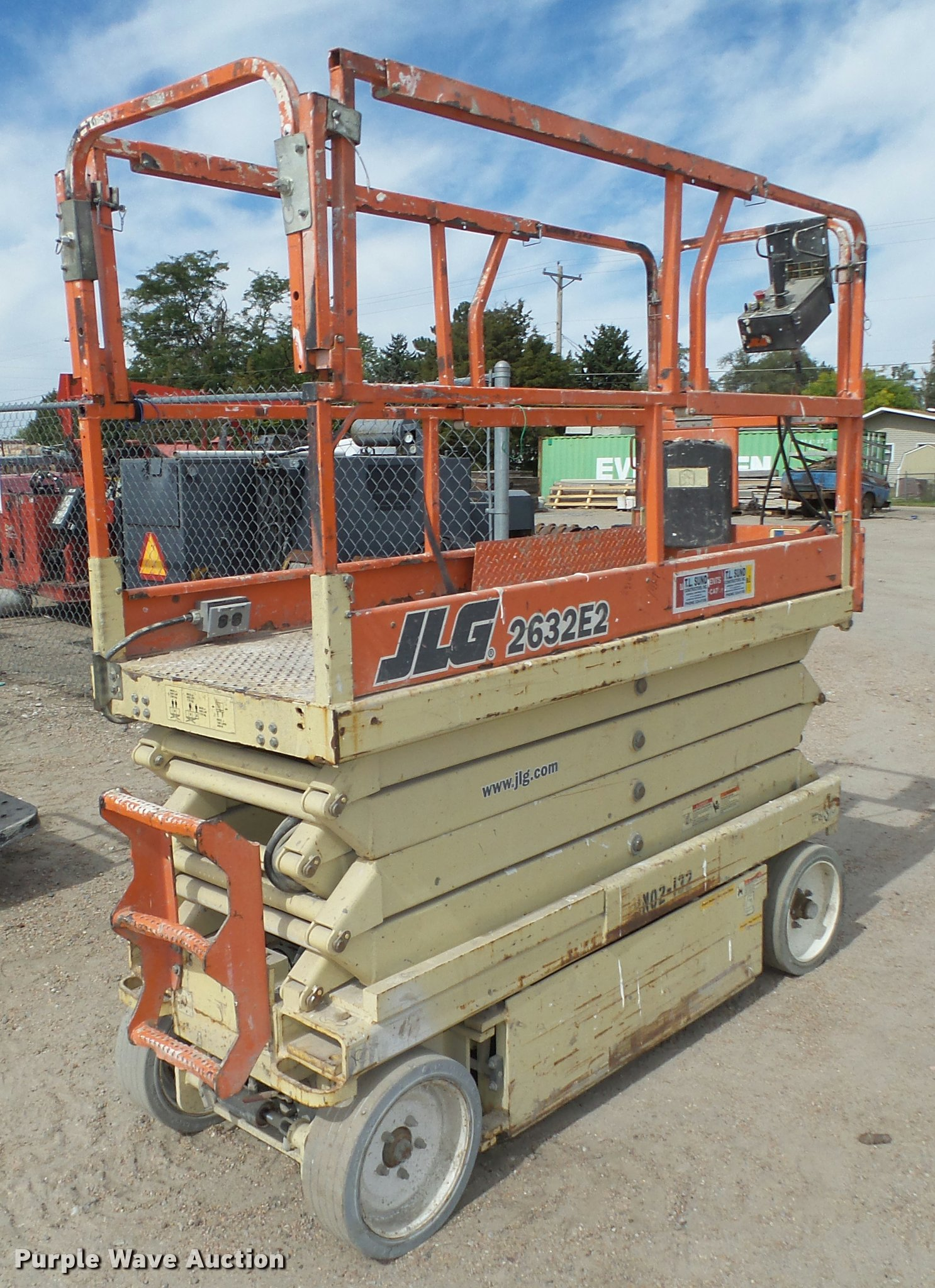 Jlg 2632e2 Spec Wiring Diagram E Scissor Lift Item Sold October Cons 1486x2048