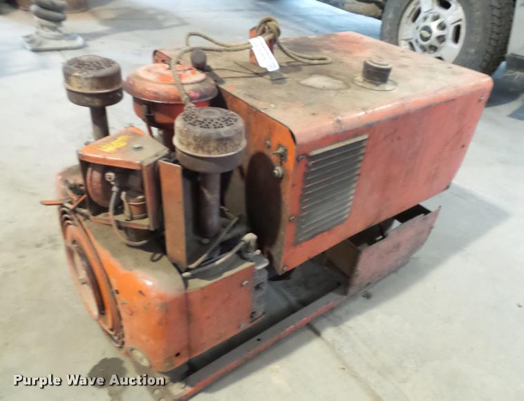 i item arc sale for electric shield welder dc lincoln sa image auction