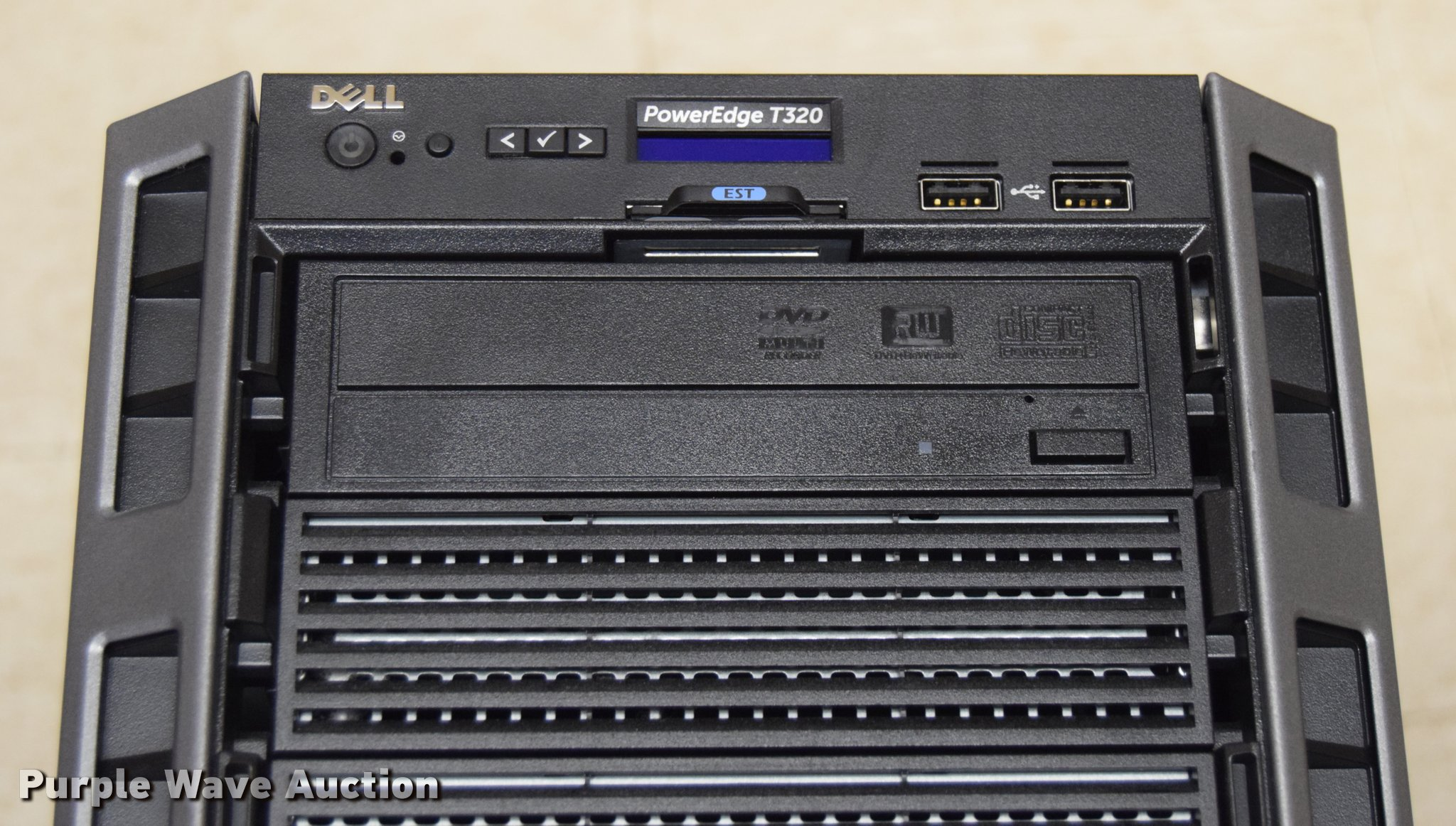 Dell PowerEdge T320 server | Item CD9457 | SOLD! November 1