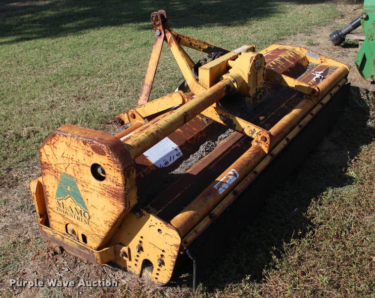 2001 Alamo flail mower | Item AQ9537 | SOLD! November 2 Okla