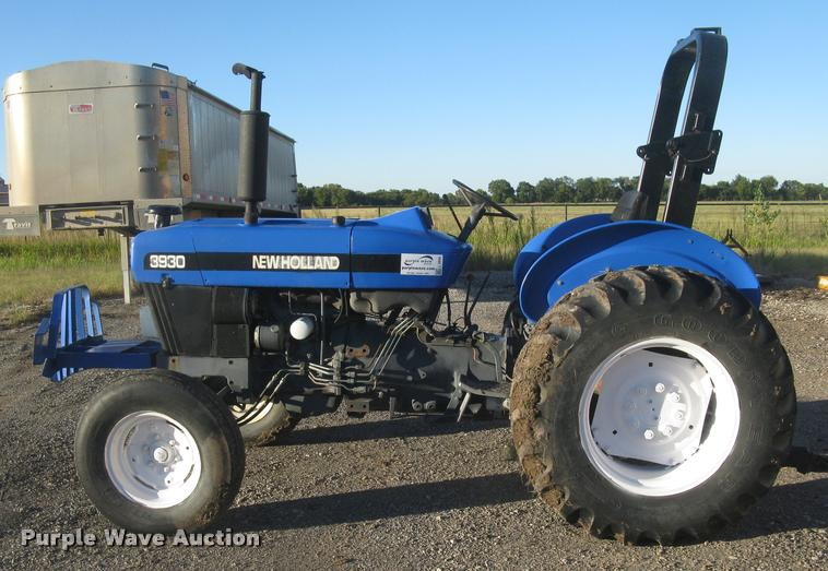 new hollond 3930 manual