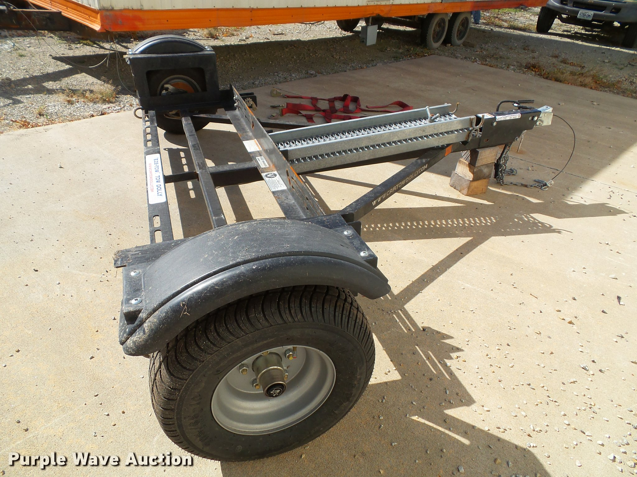 acme eze tow tow dolly full size in new window