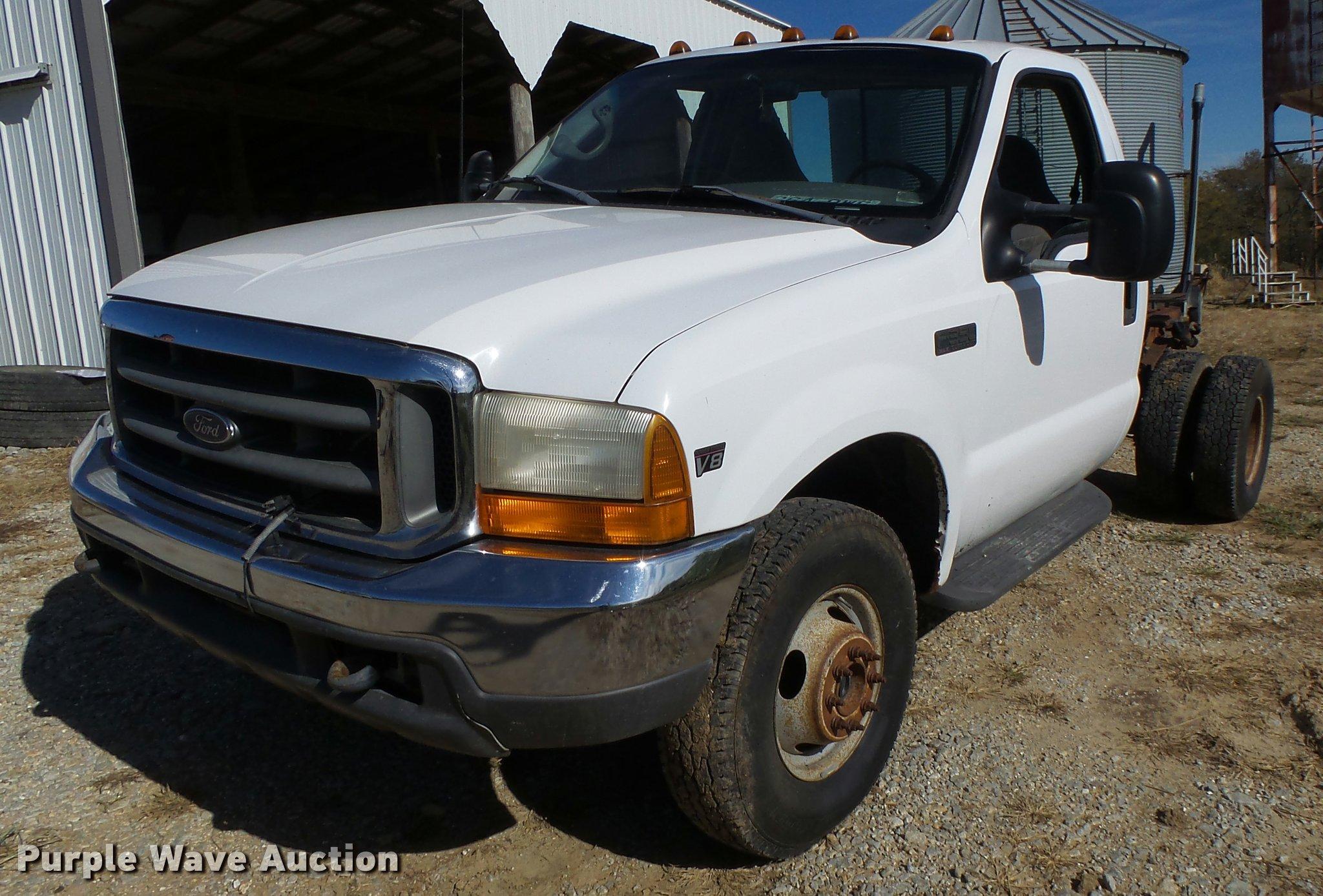 1999 f350 diesel value