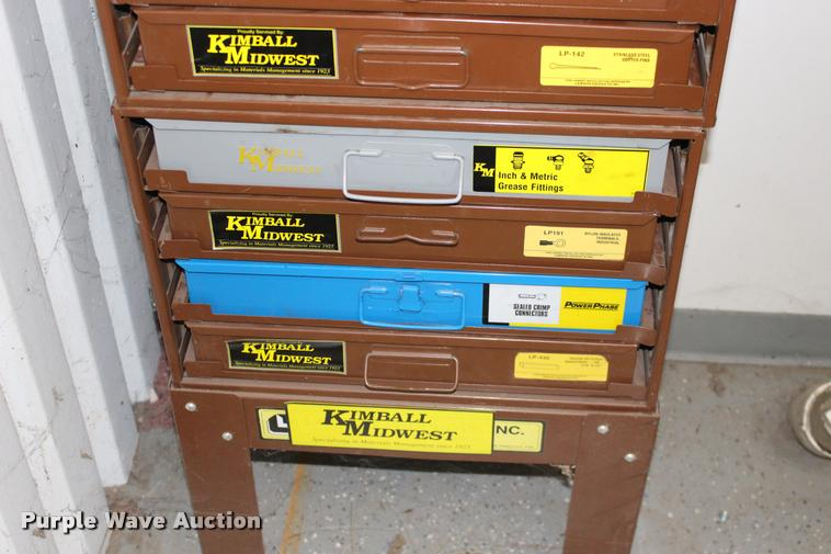 Bon ... BU9839 Image For Item BU9839 Kimball Midwest Bolt Bins And Hardware  Cabinets