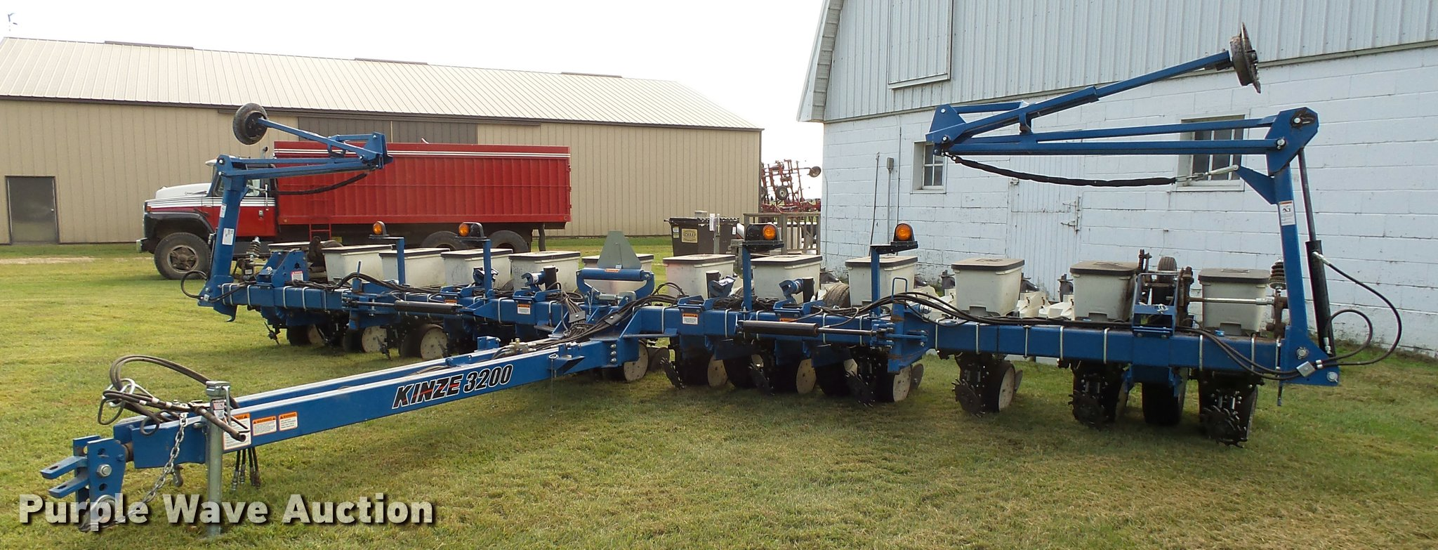 Kinze 3200 Planter Item Al9119 Sold November 30 Ag Equi