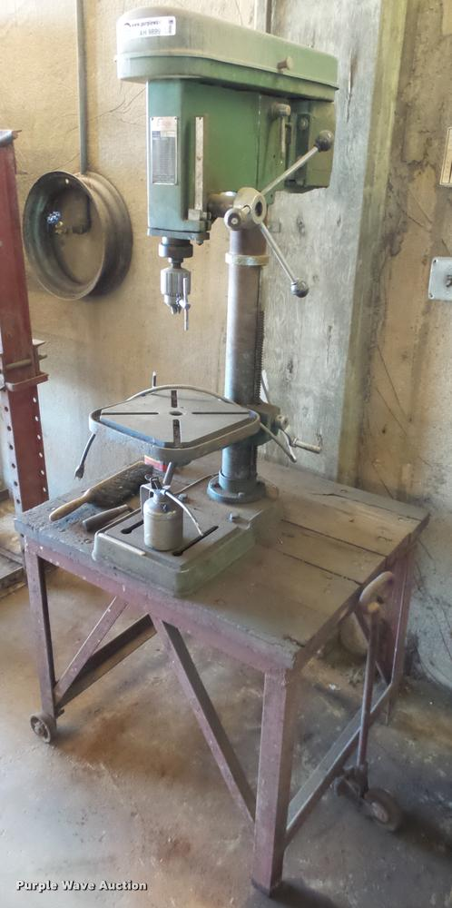 Miraculous Enco 91000 40060 Drill Press Operations And Parts Caraccident5 Cool Chair Designs And Ideas Caraccident5Info