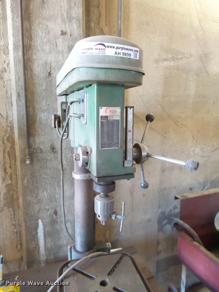 Fabulous Enco 91000 40060 Drill Press Operations And Parts Caraccident5 Cool Chair Designs And Ideas Caraccident5Info