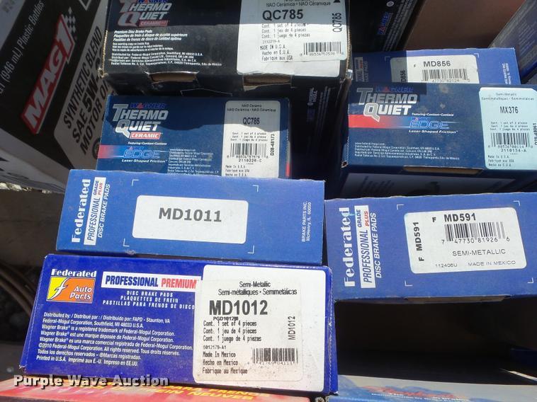 Automotive parts | Item DA9626 | SOLD! November 30 Vehicles