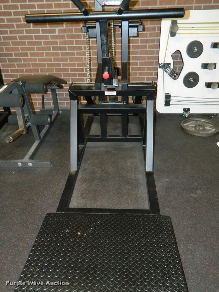 Pro Maxima fitness strength machine | Item DA9645 | SOLD! De
