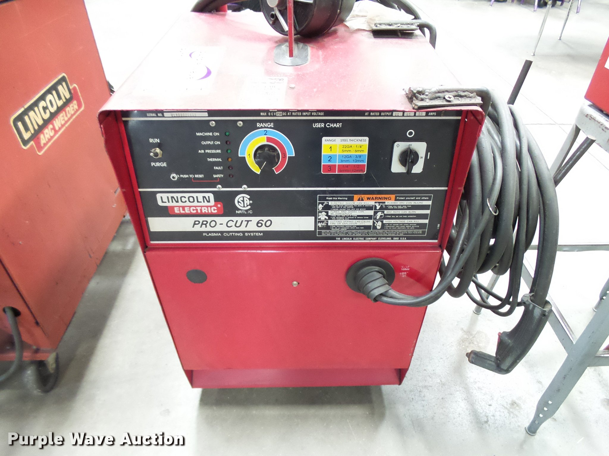 thermal cutter plasma lincoln for sale main cutmaster dynamics