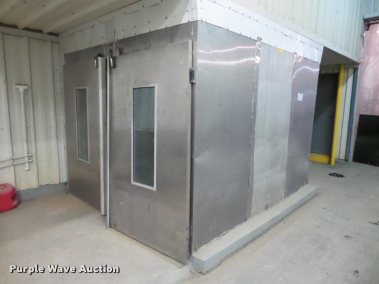 Walk In Freezer For Sale >> Rondo Walk In Freezer Item Da4814 Sold December 7 Btp P