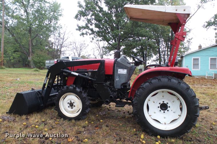 2009 jinma 454 mfwd tractor item k1084 sold december 14 rh purplewave com 200 Series Jinma Tractor Parts Jinma Crate Tractor