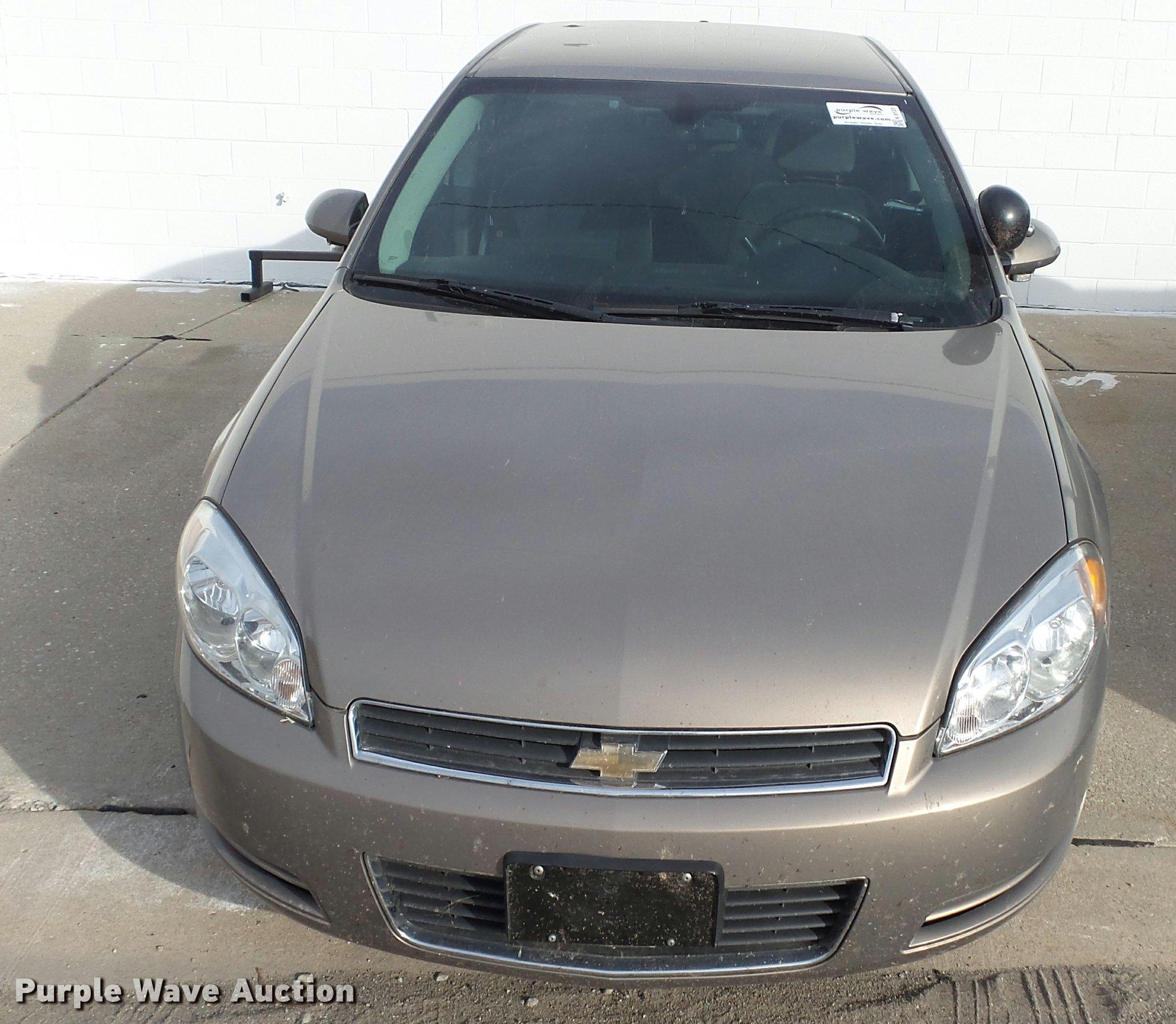 2006 chevrolet impala lt | item k8123 | sold! december 14 ve