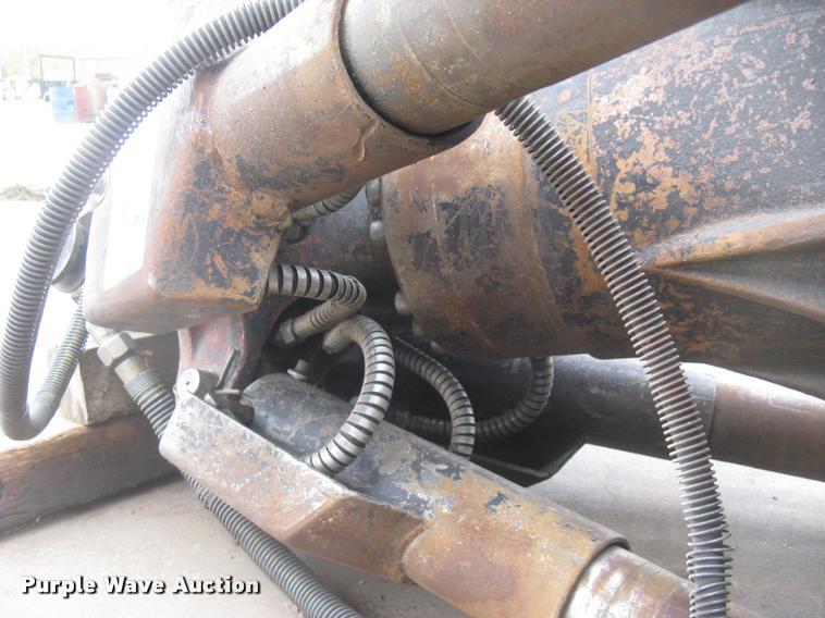 Fuchs Cactus scrap grapple | Item L3910 | SOLD! December 15