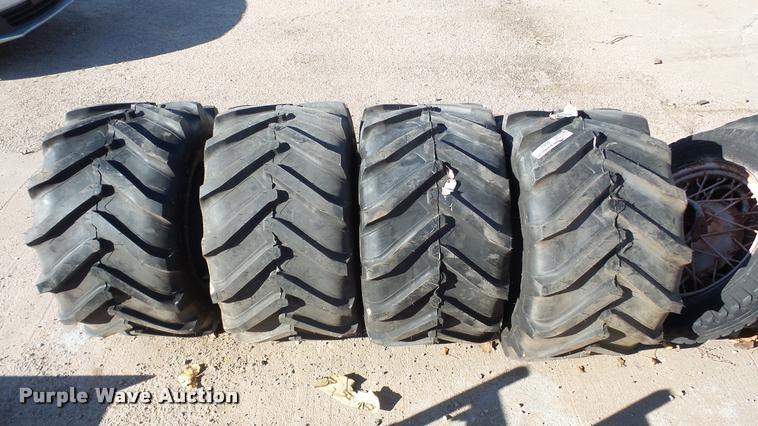 4 Denman 31x15 50 15 Tires In Wichita Ks Item Dg9041