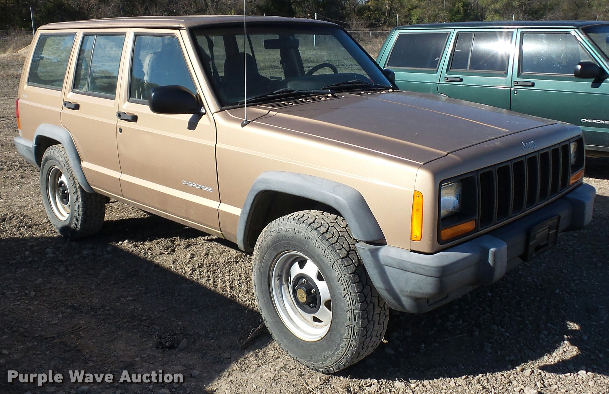 1999 jeep cherokee suv | item bg9575 | sold! december 28 veh