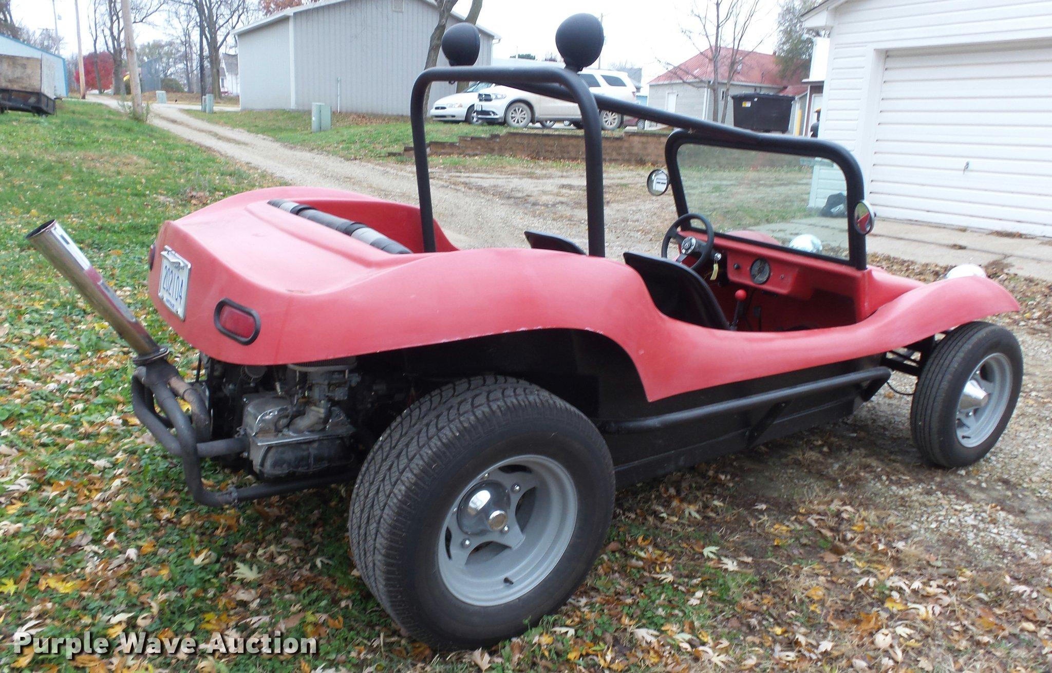 1961 Volkswagen Dune buggy | Item BP9293 | SOLD! December 28