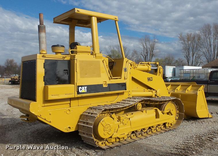 1989 cat 963 - Account manager new york times salary