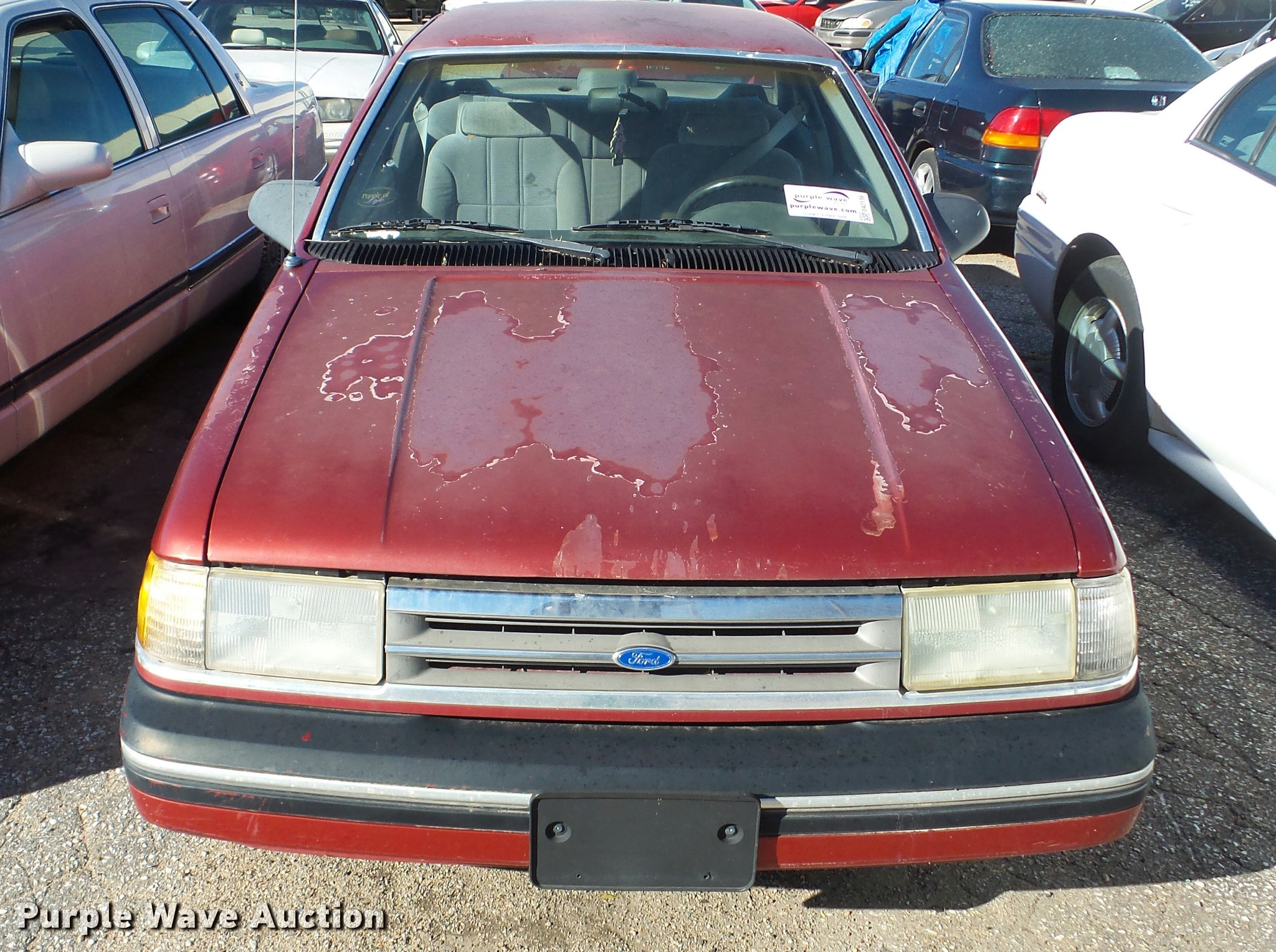 1990 ford tempo full size in new window