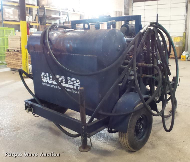 Guzzler sludge pump | Item DA5782 | SOLD! January 19 Constru