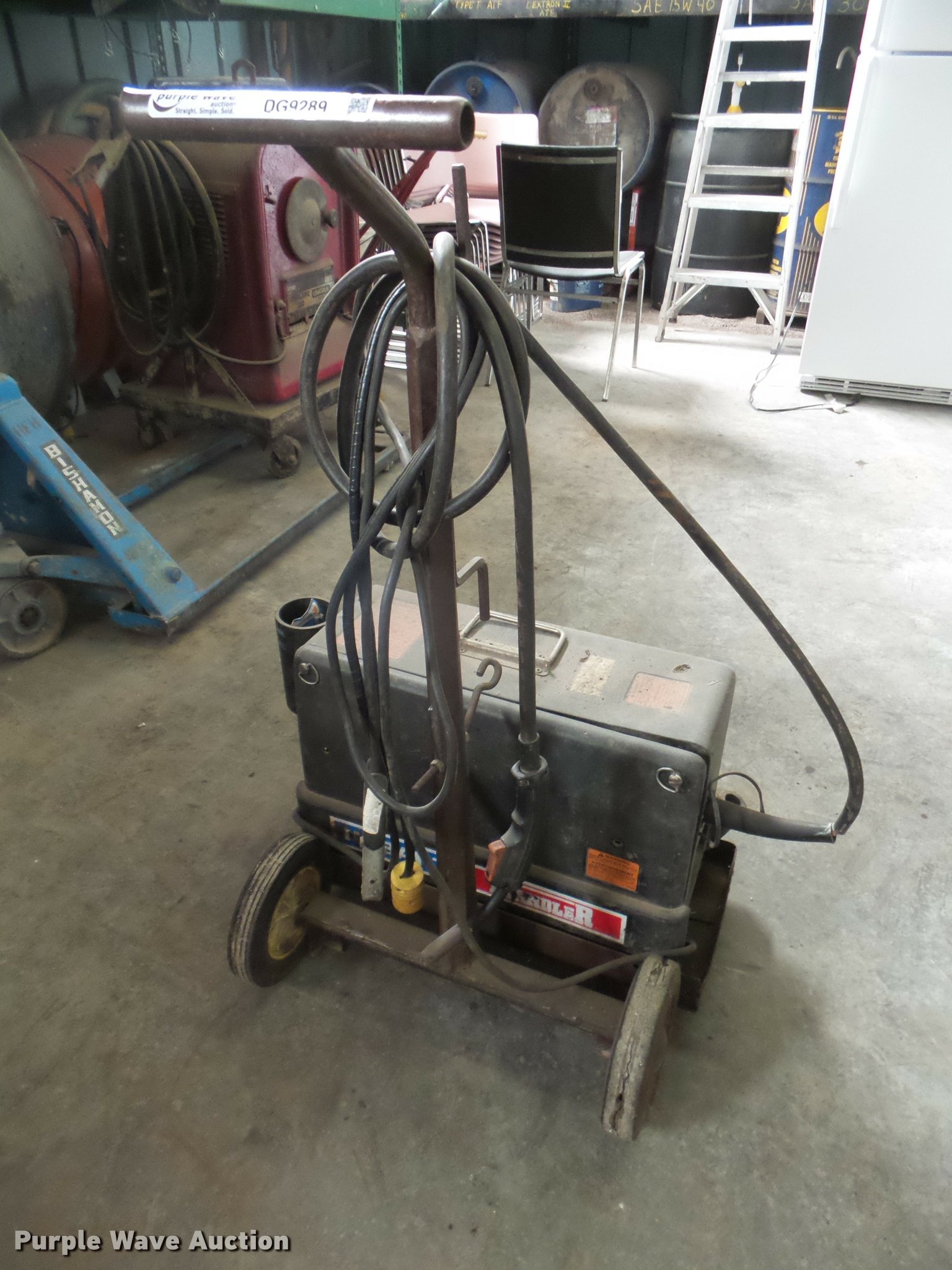 Hobart Handler wire feed welder in Wichita, KS | Item ...