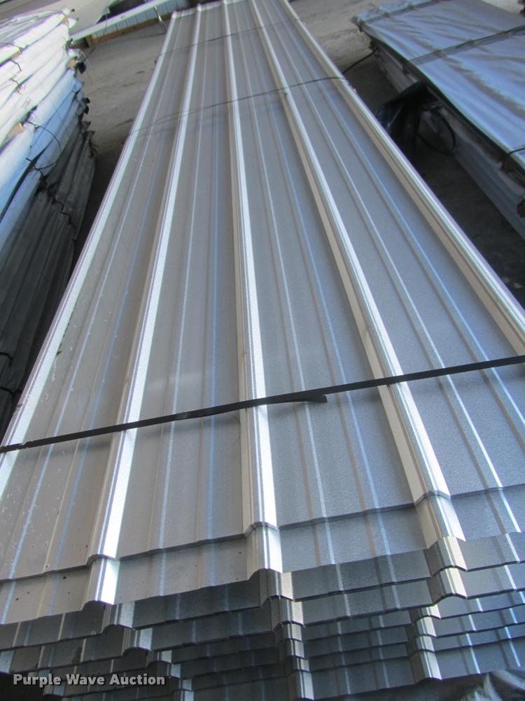 60 Sheets Of Metal Siding Roofing In Monroe Ne Item