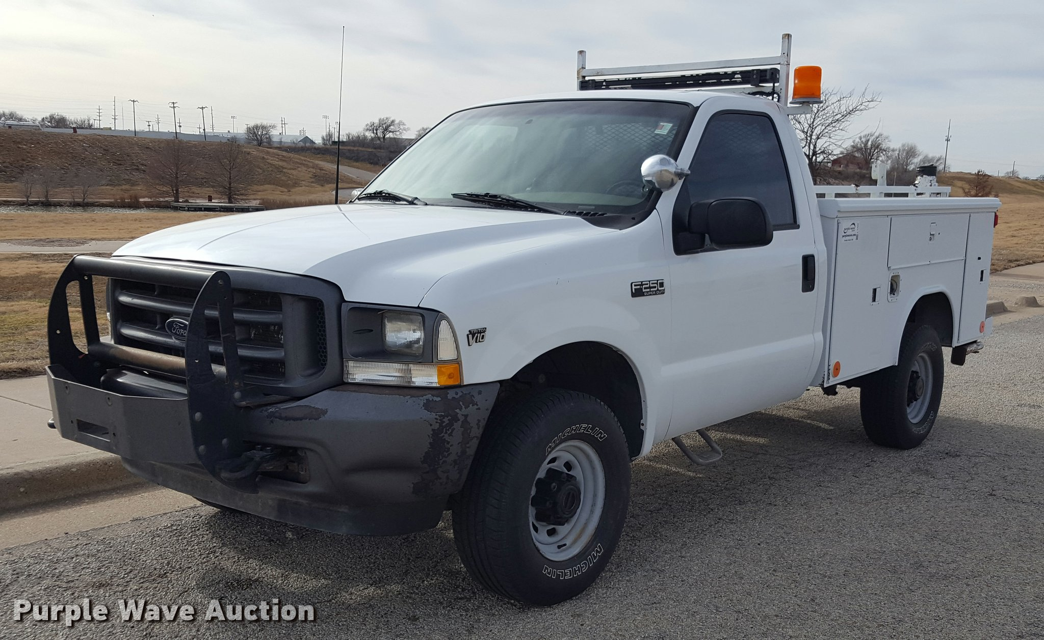 L1727 image for item l1727 2002 ford f250