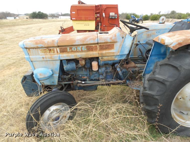 1974 long 350 tractor