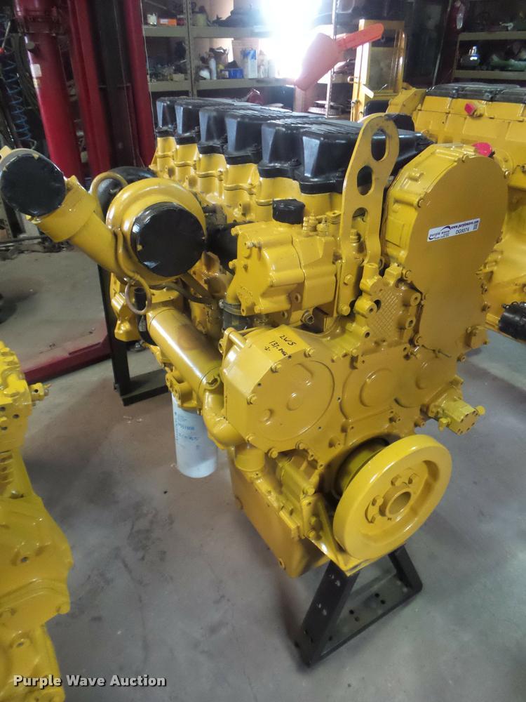 Caterpillar 3406E 2WS Six Cylinder Turbo Diesel Engine Ite