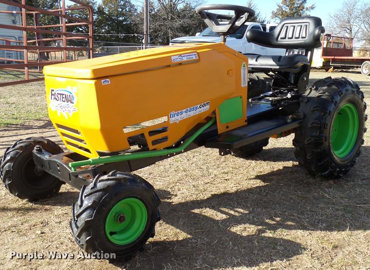 Garden Tractor Drag : Craftsman mtd drag racing lawn mower item dg sold