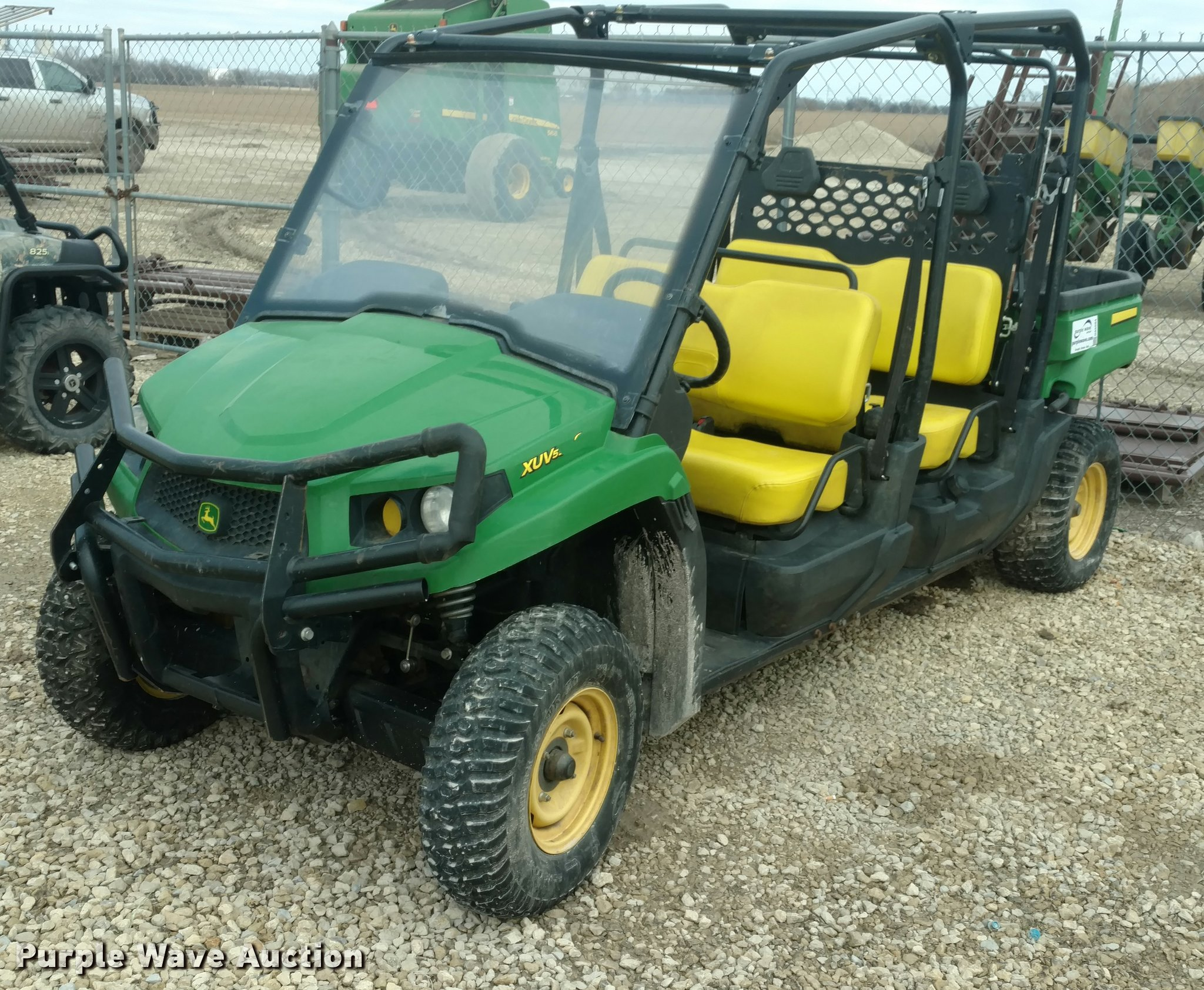 2012 John Deere Gator 550 S4 utility vehicle Item DA5504