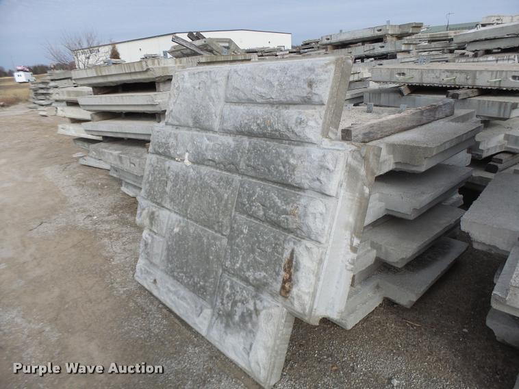da9313 image for item da9313 200 ashlar stone retaining wall blocks