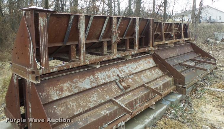 DA9352 Image For Item DA9352 Shower Stall Steel Concrete Forms