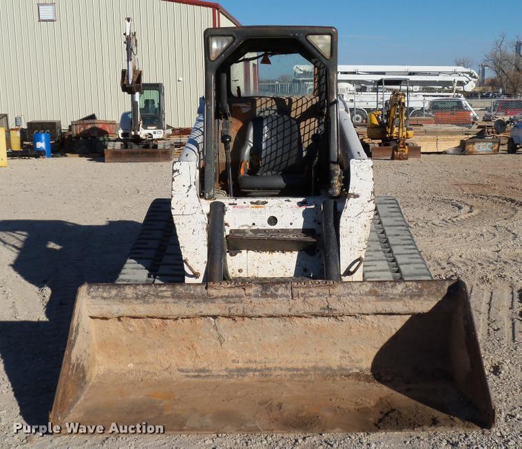 2007 Bobcat T250 skid steer | Item DB4662 | SOLD! February 1