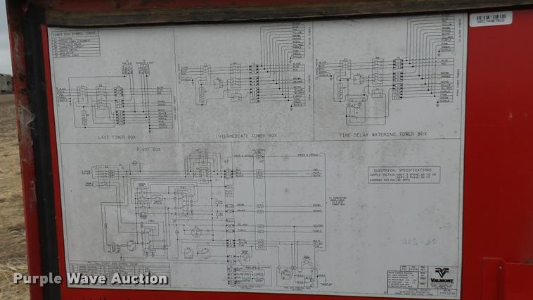 BU9427R valley 6000 center pivot irrigation system item bu9427 s wiring diagram for valley irrigation at bakdesigns.co