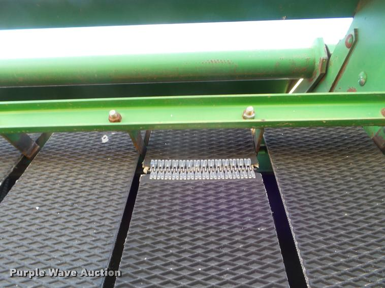 John Deere 385 round baler | Item DA7516 | SOLD! February 22