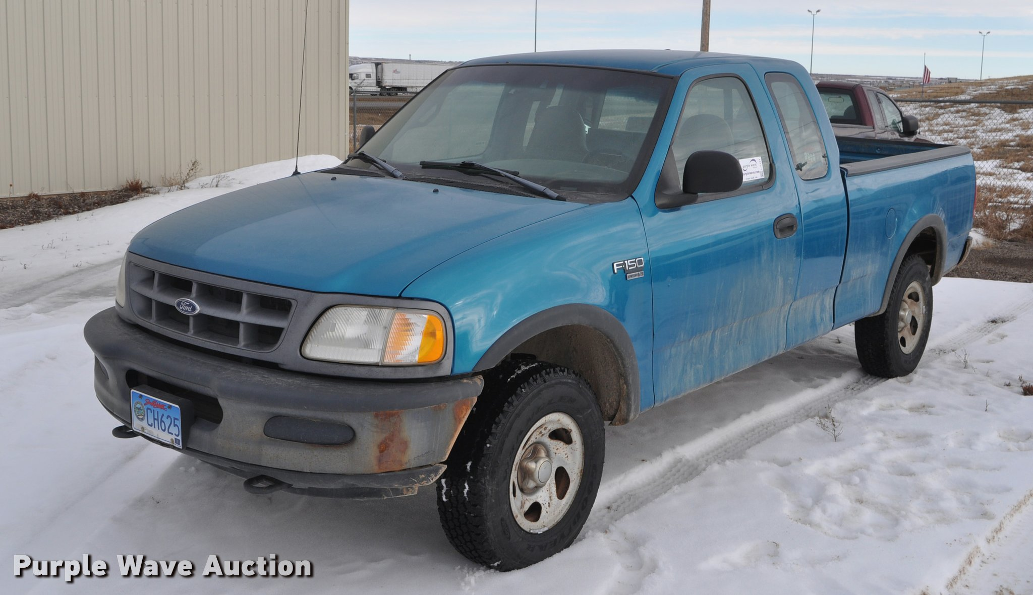 L5151 image for item l5151 1998 ford f150