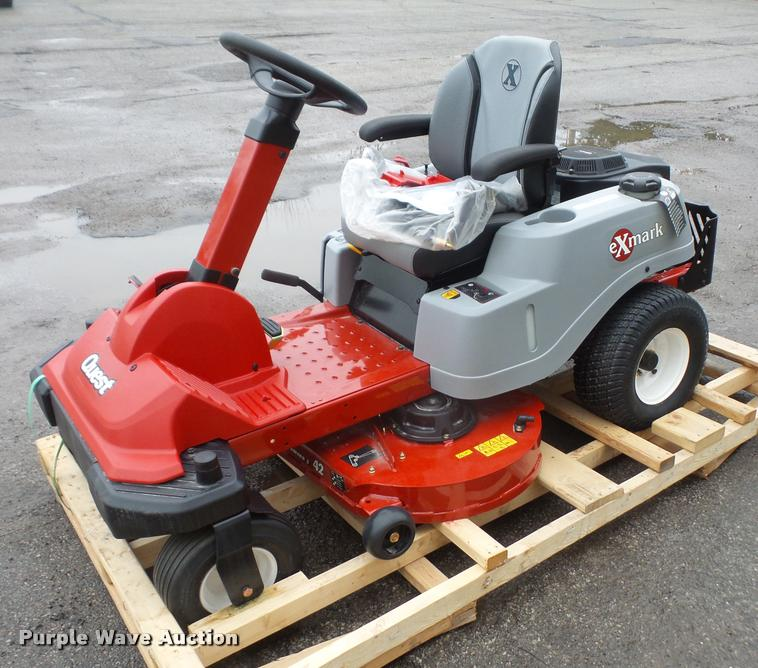 exmark quest ztr lawn mower item bw9703 sold march 1 ve rh purplewave com Missouri Supreme Court Rule 44.01 44 01 Francis Lewis Blvd