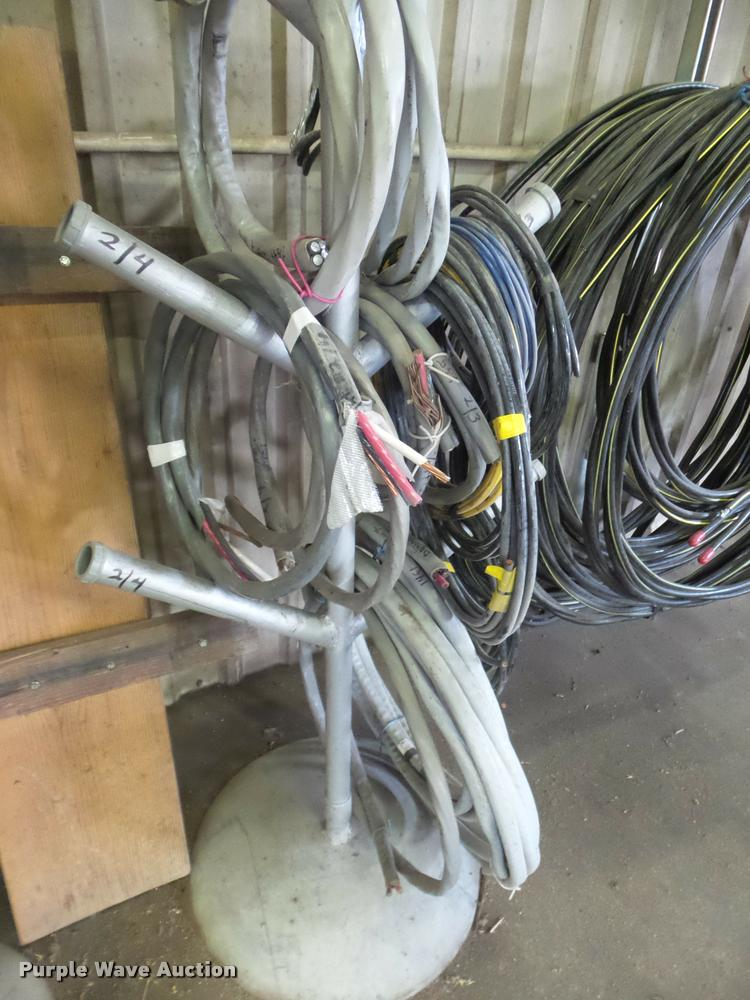 Flex Romex wire | Item J8771 | SOLD! March 1 Vehicles and Eq...