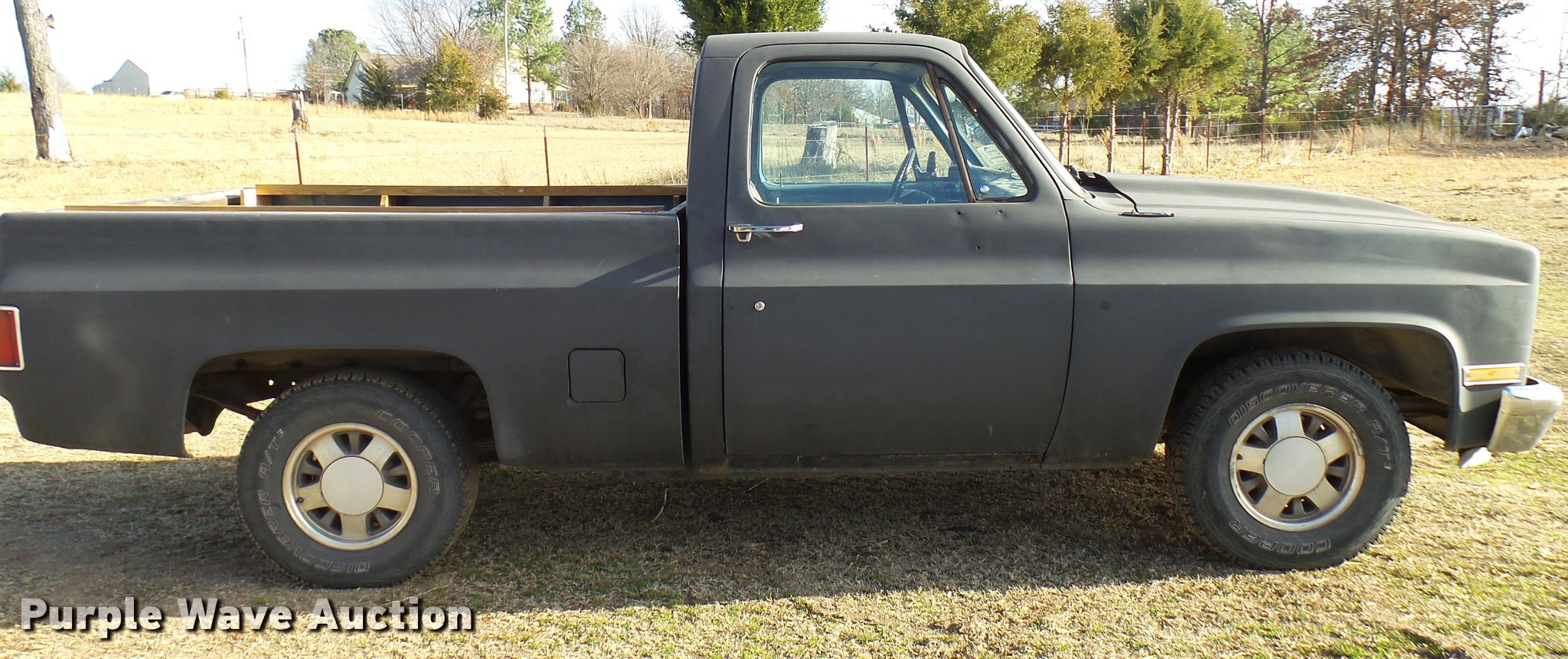 All Chevy chevy 1986 c10 : 1986 Chevrolet C10 pickup truck | Item DB2314 | SOLD! March ...