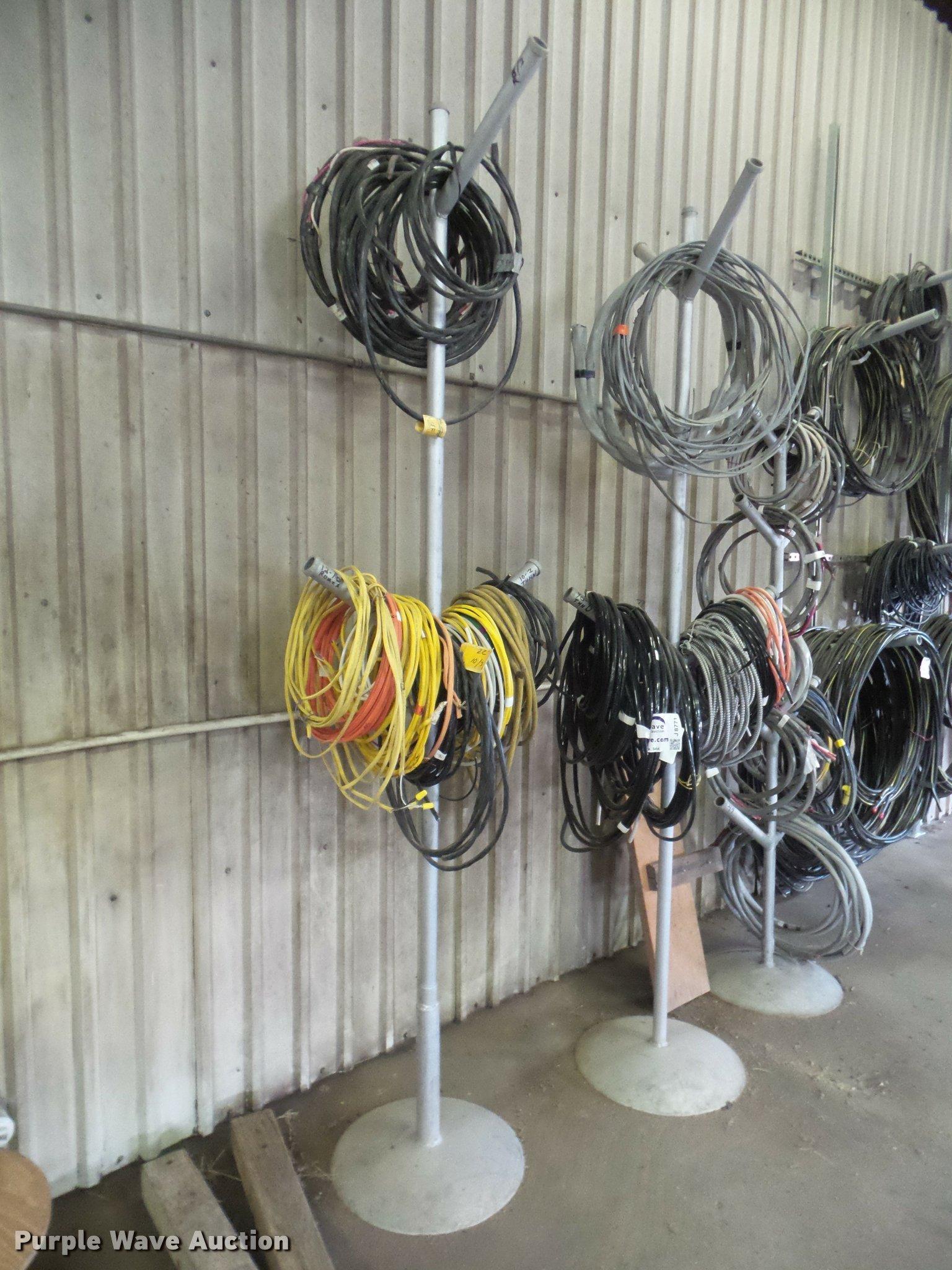 Flex Romex wire | Item J8771 | SOLD! March 1 Vehicles and Eq...