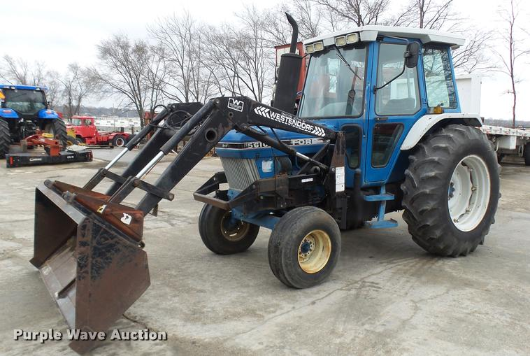 Westendorf Ta 26 loader Manual For Free