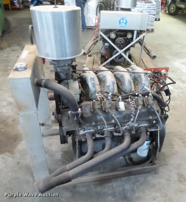 chevrolet 496 двигатель