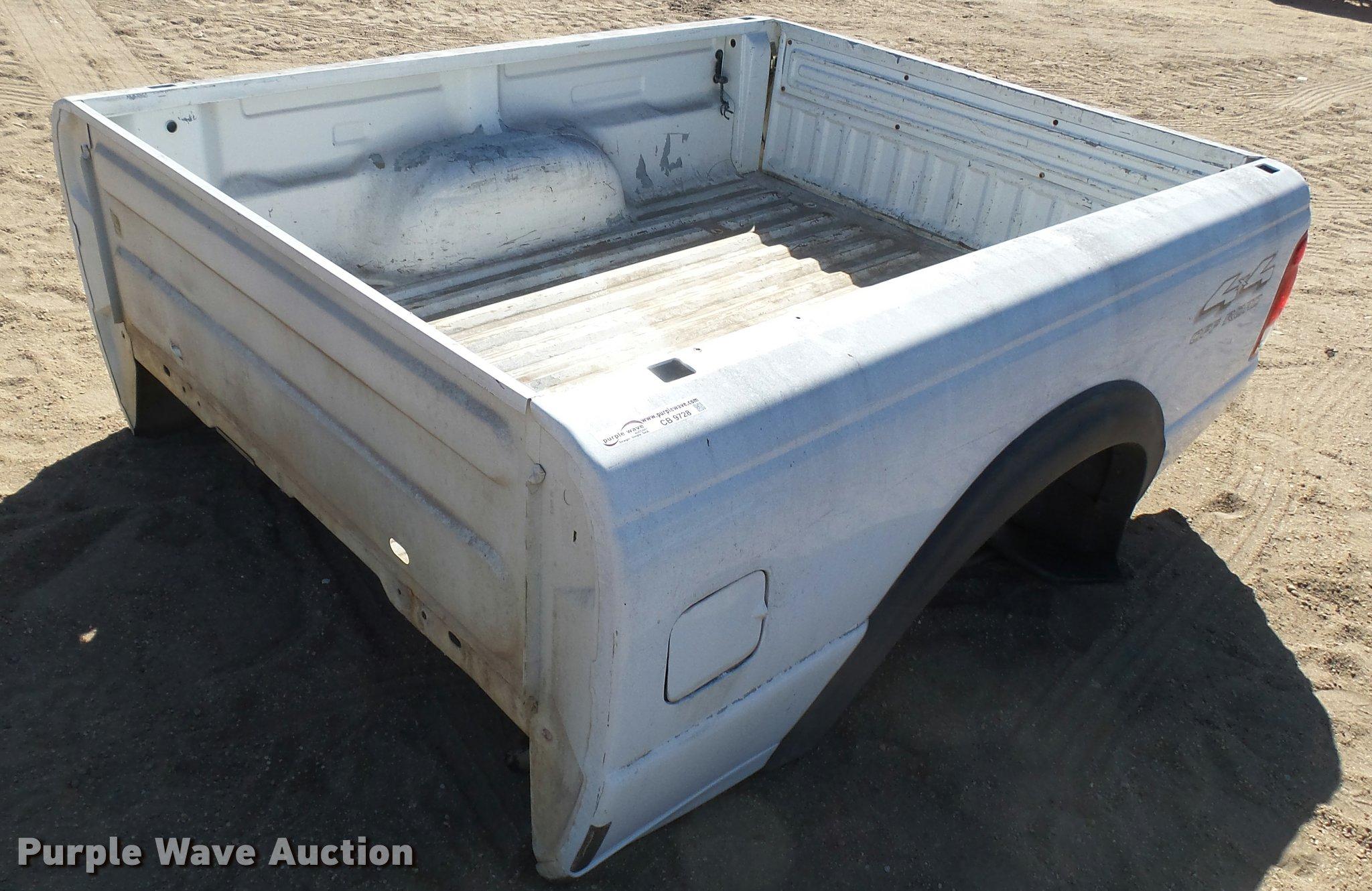 ford ranger pickup truck bed item cb9728 sold march 8 a. Black Bedroom Furniture Sets. Home Design Ideas