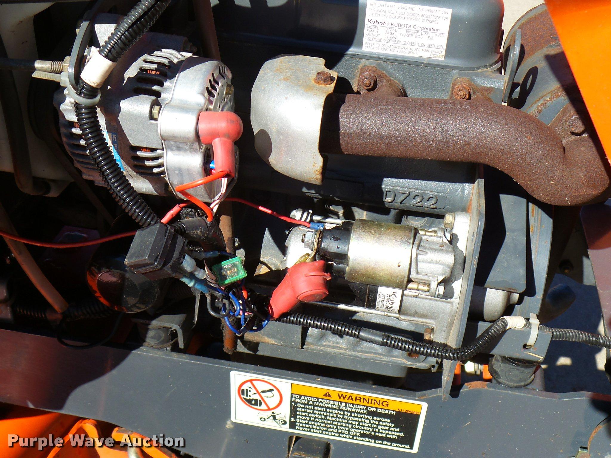 Kubota Pto Safety Switch