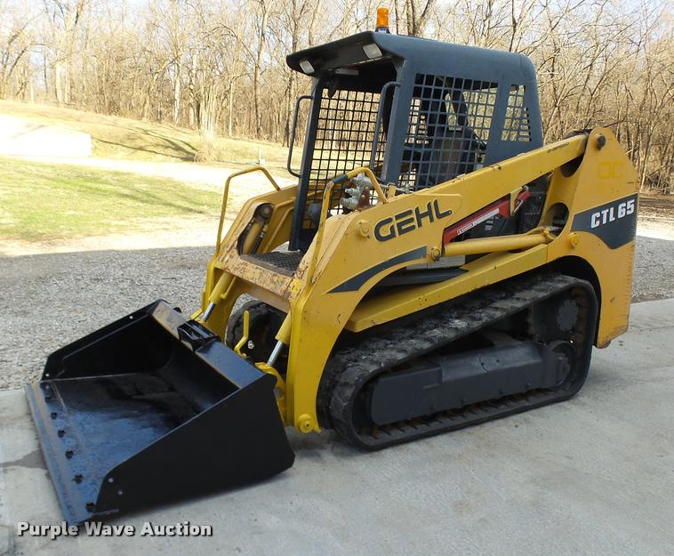 2011 gehl ctl65 skid steer item cc9101 sold march 16 co cc9101 image for item cc9101 2011 gehl ctl65 skid steer sciox Image collections