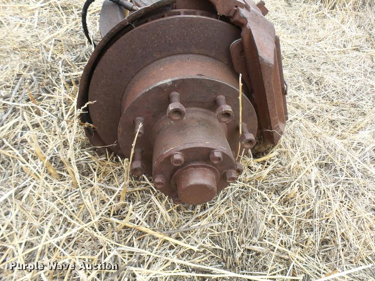 Ford Dana 44 front axle | Item DG9590 | SOLD! March 22 Ag Eq