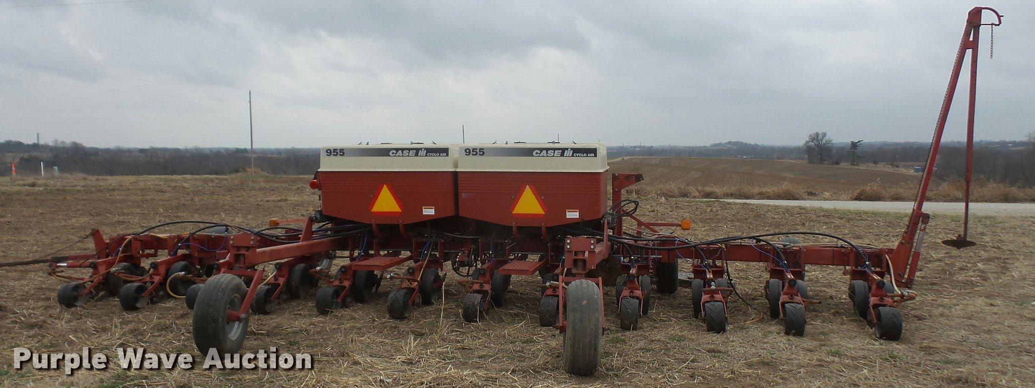 Case Ih 955 Planter Item Db0650 Sold March 22 Ag Equipm