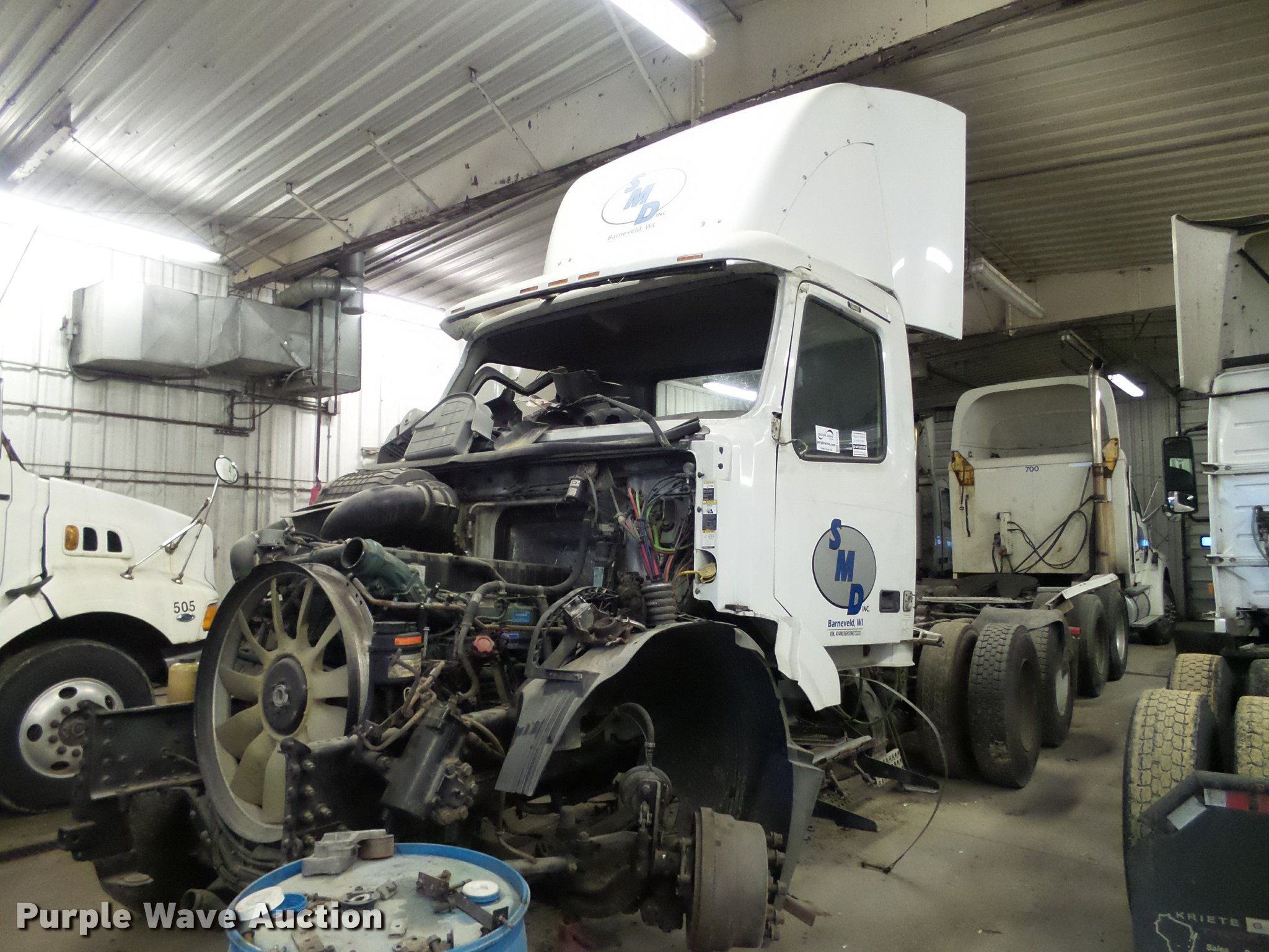 for semi globetrotter xl sale cab used tractor trucks volvo pin