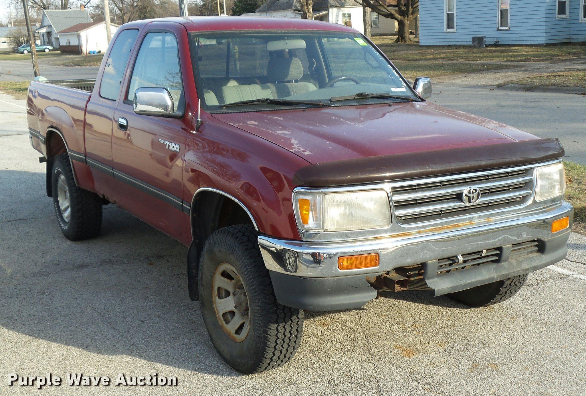 1995 Toyota T100 Sr5 Xtracab Pickup Truck